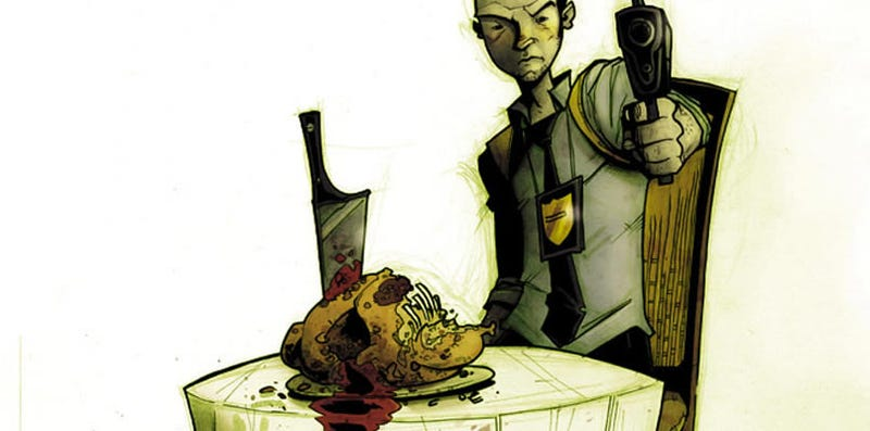 New Y The Last Man Makes Cannibalism Sexy