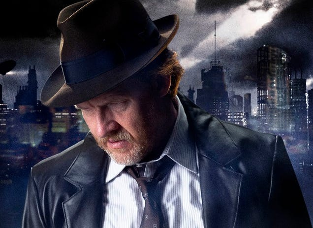 First Impressions: Harvey Bullock Steals Gotham From Jim Gordon