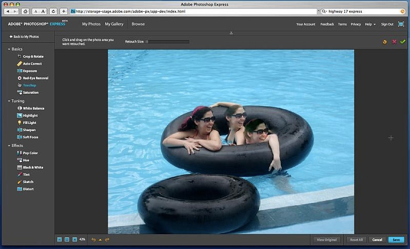 Adobe Photoshop Express Now Live: Free Online Photoshop for Everyone