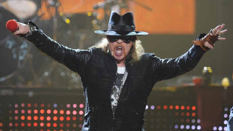 What It's Like to Have Axl Rose as a Tenant