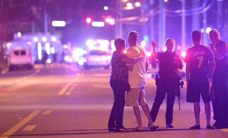 Update: Approximately 50 Dead, 53 Injured After Gunman Opens Fire at Gay Nightclub in Orlando