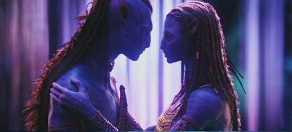 The Avatar Na'vi Sex Scene Revealed