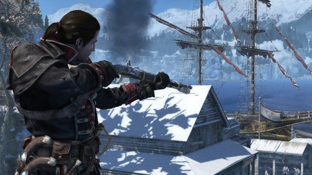 Assassin's Creed Rogue is Actually Pretty Different
