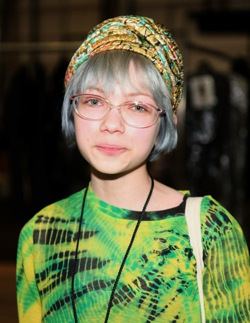 An Evening with Tween Fashion Blogging Sensation Tavi Gevinson