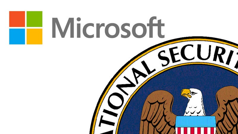 Microsoft Gave NSA the Keys to Hotmail and Skype