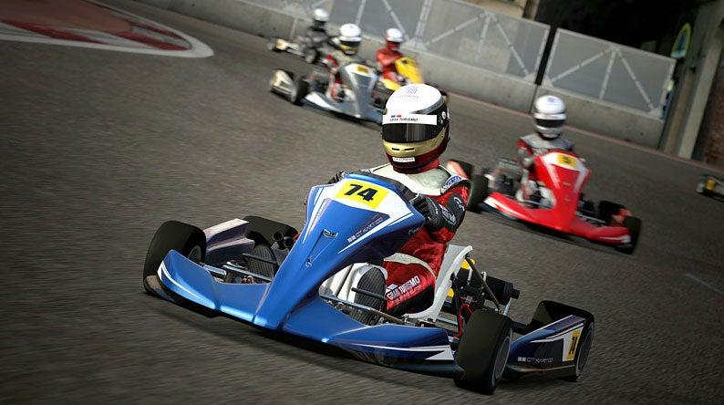 Gran Turismo 5's Kart Mode Looks Like A Blast