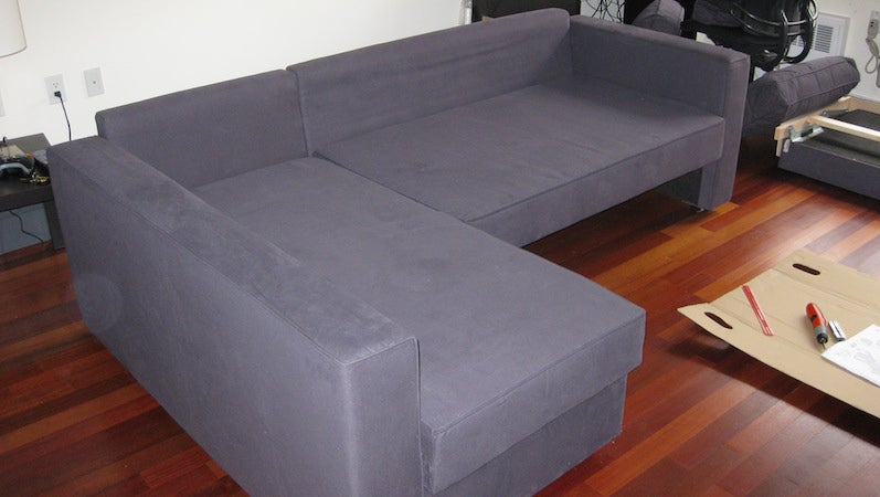 Clean Your Couch with Baking Soda to Remove Grime