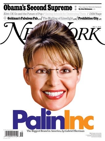 Why Sarah Palin Is The New Levi Johnston