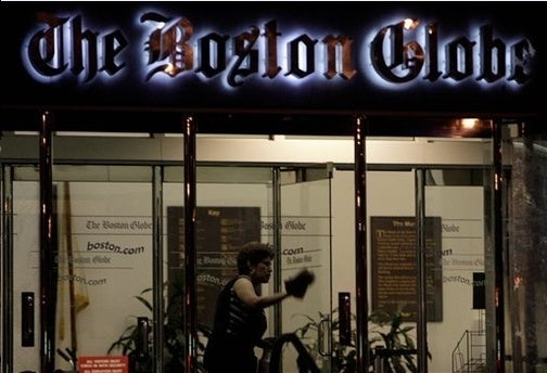 How Much For The Boston Globe?