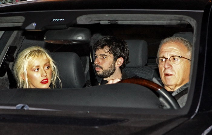 Christina Aguilera: Red Stop! Green Go!