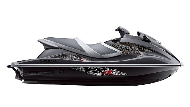 The New VXR WaveRunner Is More Powerful Than Some Cars
