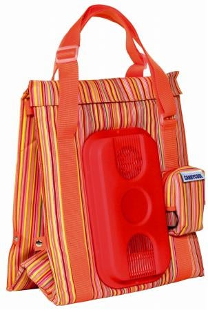 CarryCool Tote Bag: A Cooler You Have To Plug In