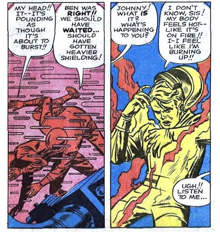 Science To Test Fantastic Four Theory
