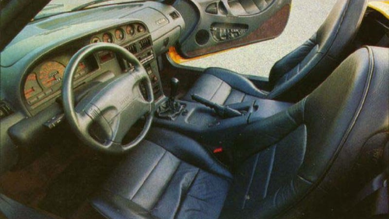 The Ten Ugliest Steering Wheels