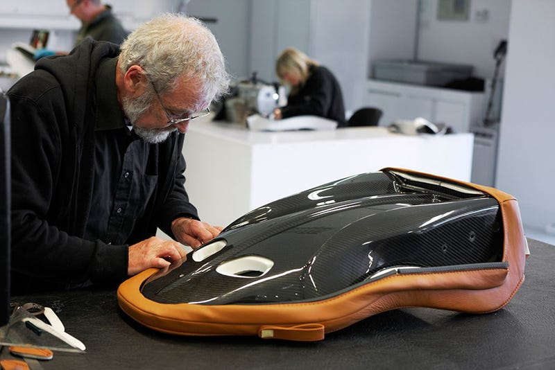 How Aston Martin Builds A $1.7 Million Supercar