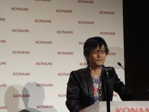 Read Hideo Kojima's Full Gamescom Press Conference Intro