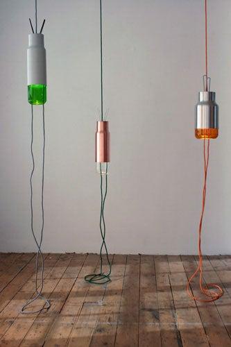 Hanging Lanterns Conjure Up Morbid Thoughts