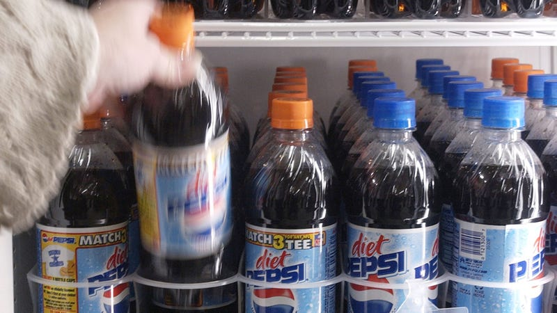 Diet Soda May Be As Bad For You As Regular Soda