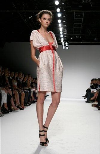 Fashion Show: Narciso Rodriguez