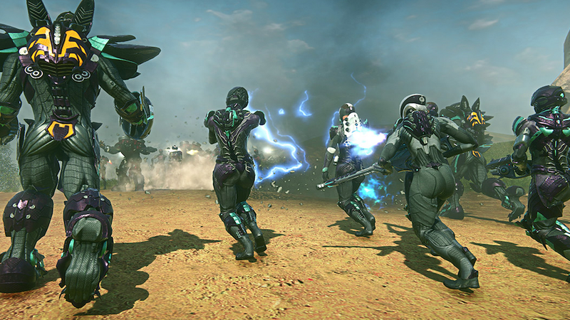 Planetside 2's Art Director and Creative Director Are Answering Your Questions Live [Interview Closed]