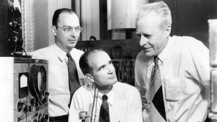 65 Years Ago The Transistor Jump-Started The World Of Modern Technology