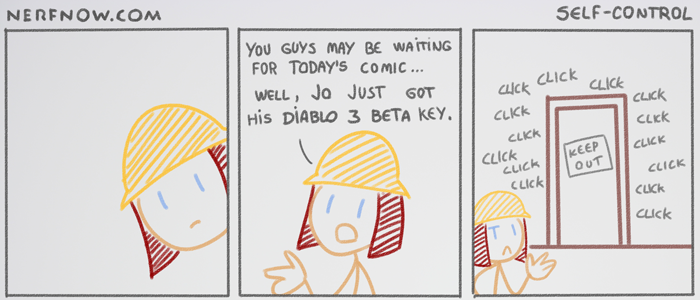 Sunday Comics: Deus XXX