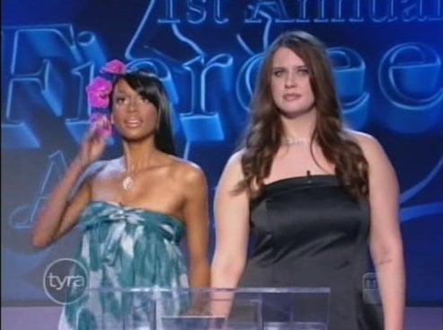 Tyra: The First Annual Fiercee Awards