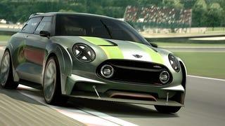 I So Wish The Mini Clubman Gran Turismo Concept Was Real