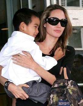Angelina Jolie Ready to Introduce Maddox To Exciting New World of Knife Play