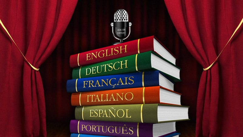 Ask an Expert: All About Learning a New Language