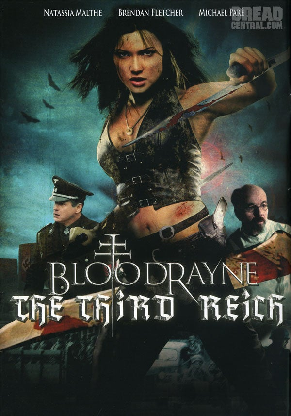 First look at Uwe Boll's third Bloodrayne movie — featuring Nazis who want to make Hitler a vampire!