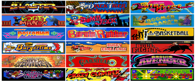 The Internet Archive Created a Free Online Arcade With Over 900 Games