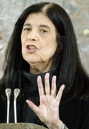 How To Be Really Annoying By Emulating Susan Sontag