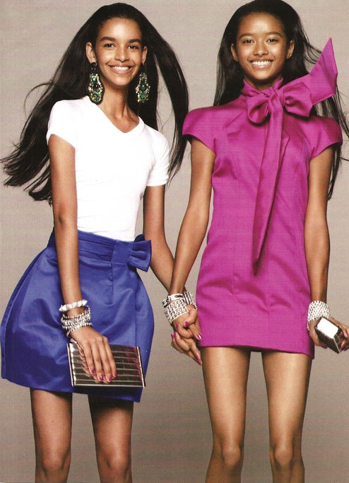 Black Models: Teen Vogue Goes Where Vogue Will Not