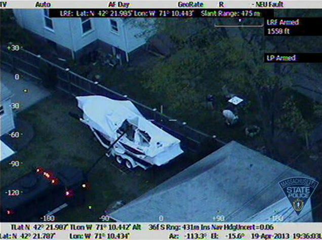 Dzhokhar Tsarnaev Might Have Tried to Kill Himself During Apprehension