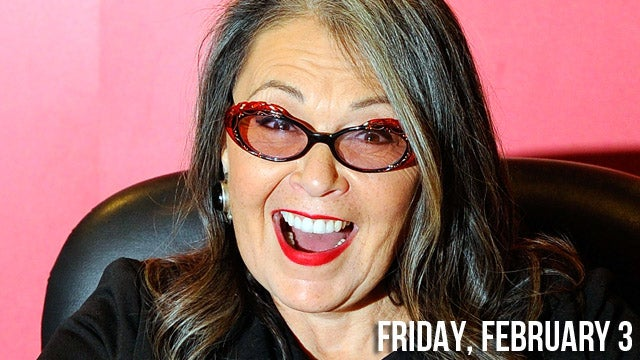 Roseanne Barr Announces She'll Be Your Next President