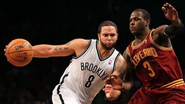 Deron Williams Has His Own Personal Beat Writer [UPDATE]