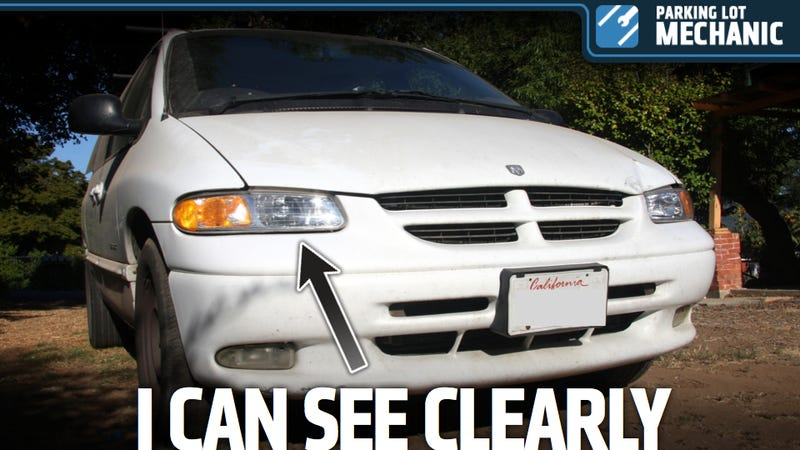 How To Clean Your Headlamp Lenses