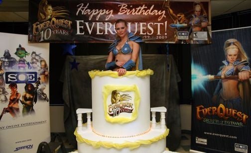 So I Guess EverQuest Turns 10 Today