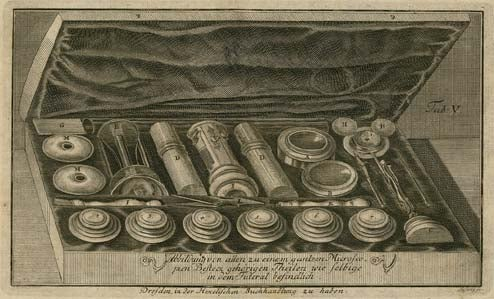 Drawings of Early Microscopes Show Artistry in the Pursuit of Science