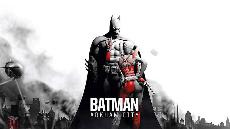 The Arkham series gets rid of GFWL. Fans also get a surprise gift.