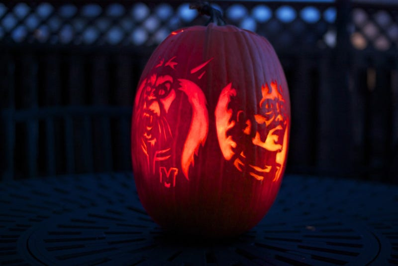 10 Amazing Jack-O-Lanterns, Carved By You
