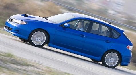 Subaru Impreza Photos, For Reals