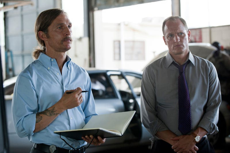 Evil conspiracies are all too ordinary, on True Detective