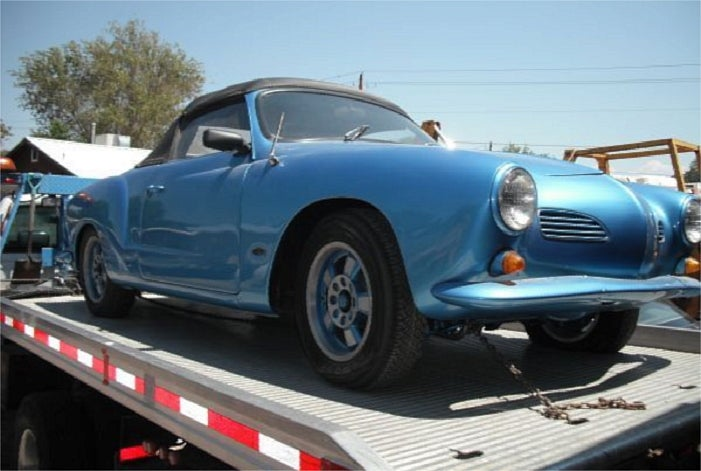 For $5,900, Is This A Ghia Monster?