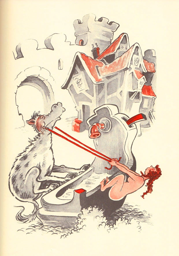 That One Time Dr. Seuss Published A Book Full Of Naked Ladies