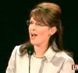 Sarah Palin Wore Opulent Imported Gay Jacket To Speech