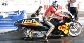 Killacycle Electric Bike Breaks World Record For Quarter Mile in 8 Seconds, 168MPH
