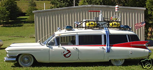 Won't Somebody Please Adopt the Ecto-1?