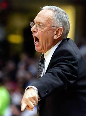 Larry Brown, Moving Again